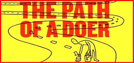 Path of a Doer i run by faith 720x340
