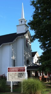 Ceredo United Methodist Church - Two Cities