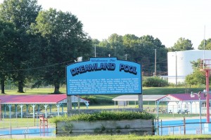 Kenova WV Dreamland Pool - Two Cities