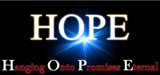 HOPE - iRunByFaith.com - i Run By Faith