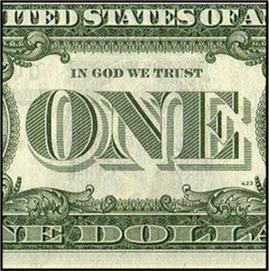 In God We Trust iRunByFaith