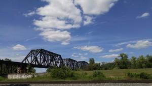Train Bridge - i Run By Faith