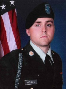 Brandon Mullins - US Army Hero Gave His life for your Liberty