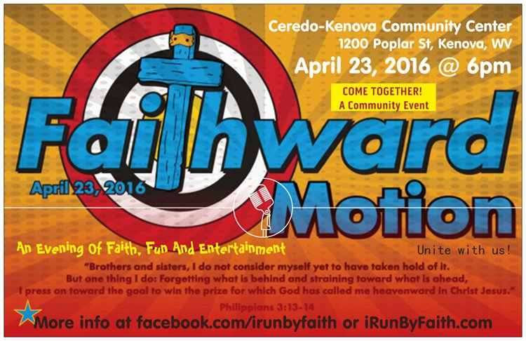 Faithward Motion Flyer