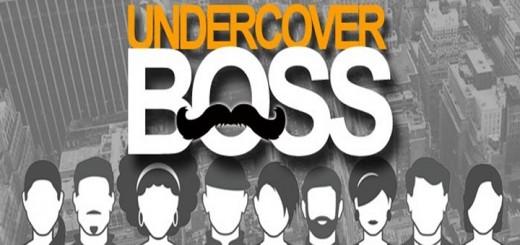 Undercover Boss  - I Run By Faith